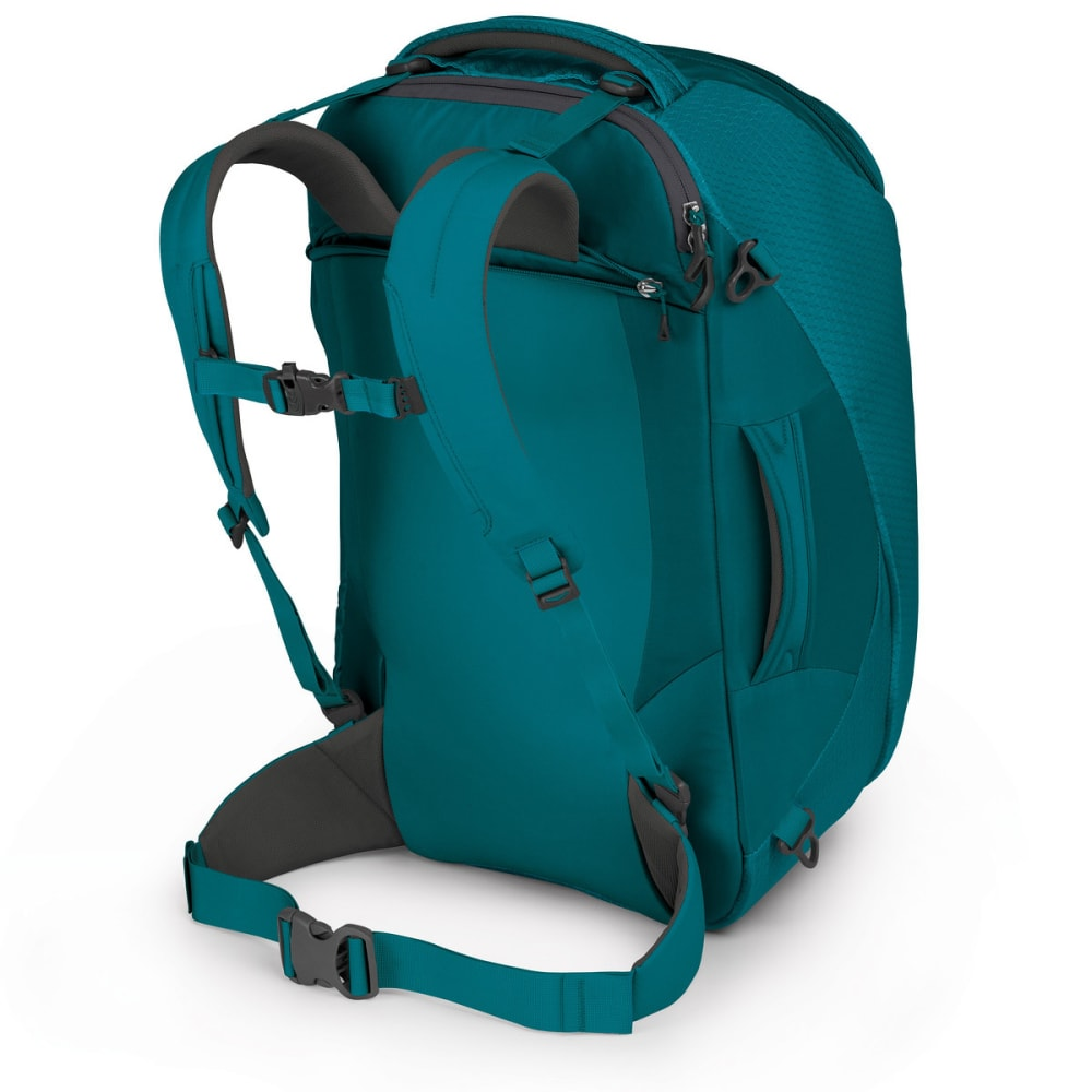 OSPREY Porter 46 Travel Pack - MINERAL TEAL
