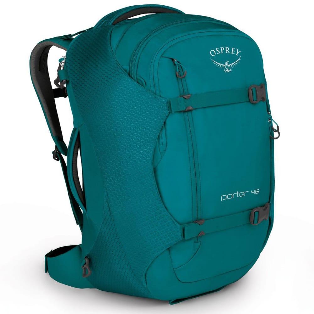 OSPREY Porter 46 Travel Pack - MINERAL TEAL