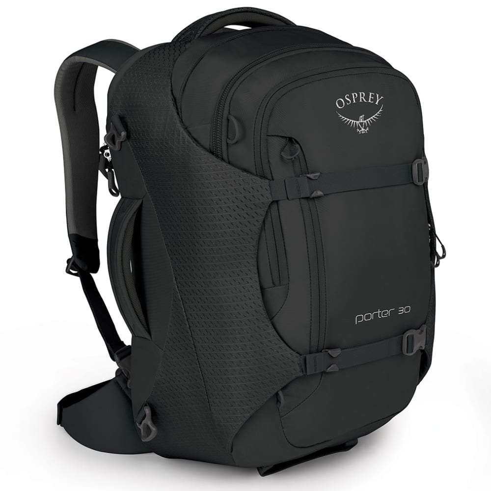 OSPREY Porter 30 Travel Pack - BLACK