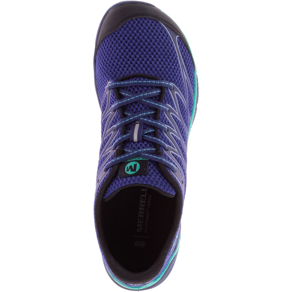 MERRELL Women's Bare Access Arc 4 Running Shoes, Liberty - LIBERTY