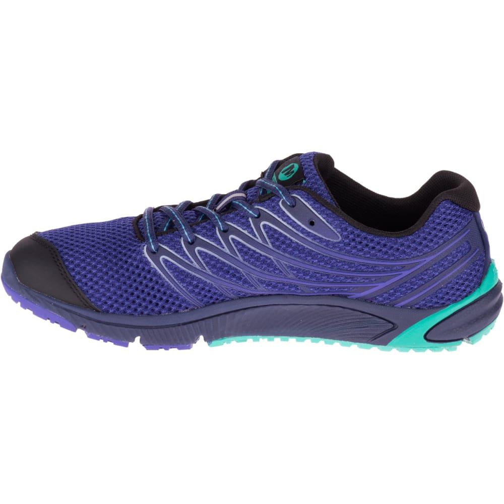 MERRELL Women's Bare Access Arc 4 Running Shoes, Liberty - LIBERTY