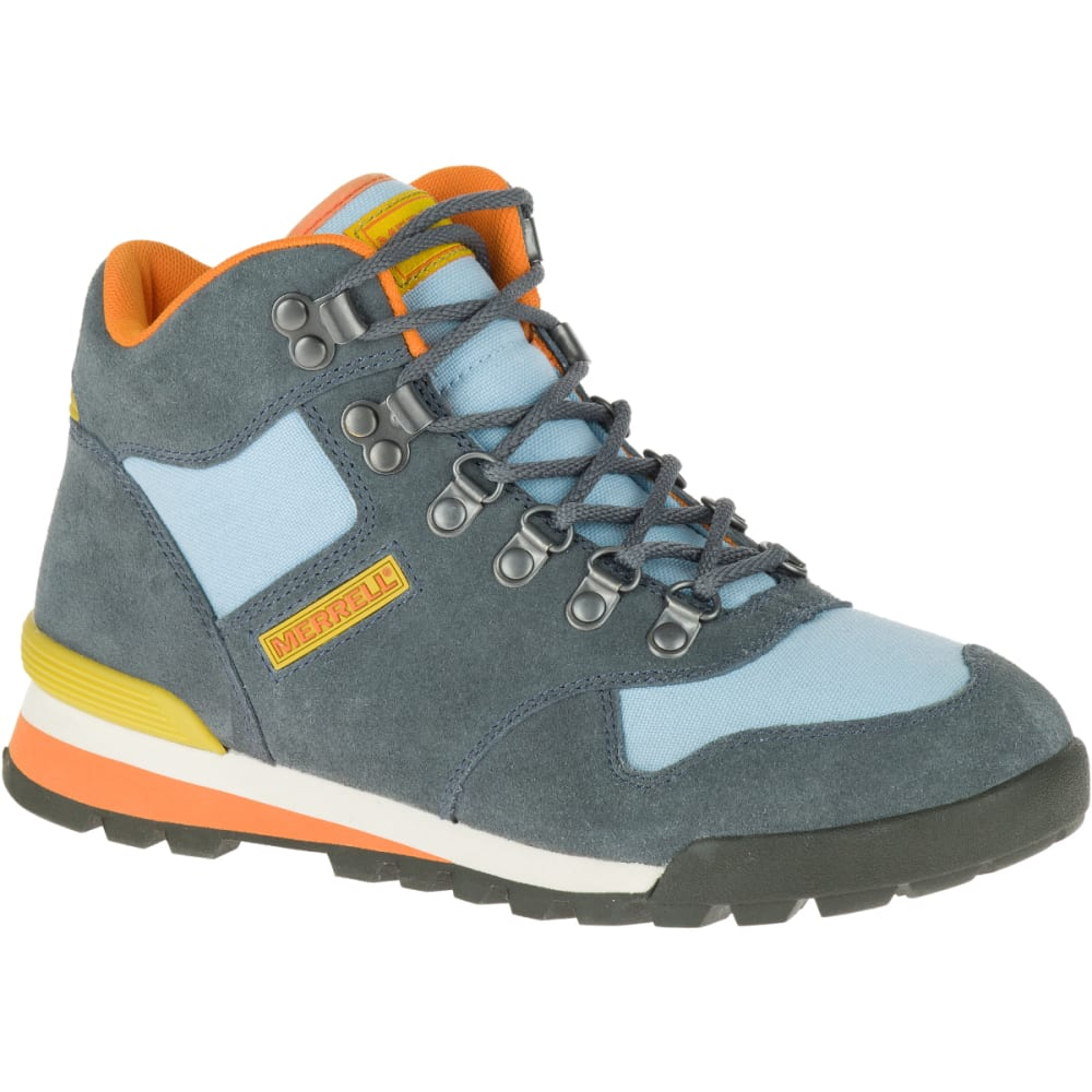 MERRELL Women's Eagle Hiking Boots, Turbulance - TURBULANCE