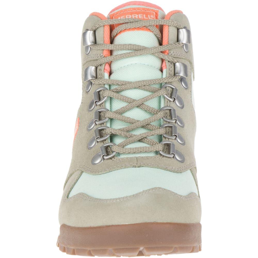 MERRELL Women's Eagle Hiking Boots, Vertiver - VERTIVER