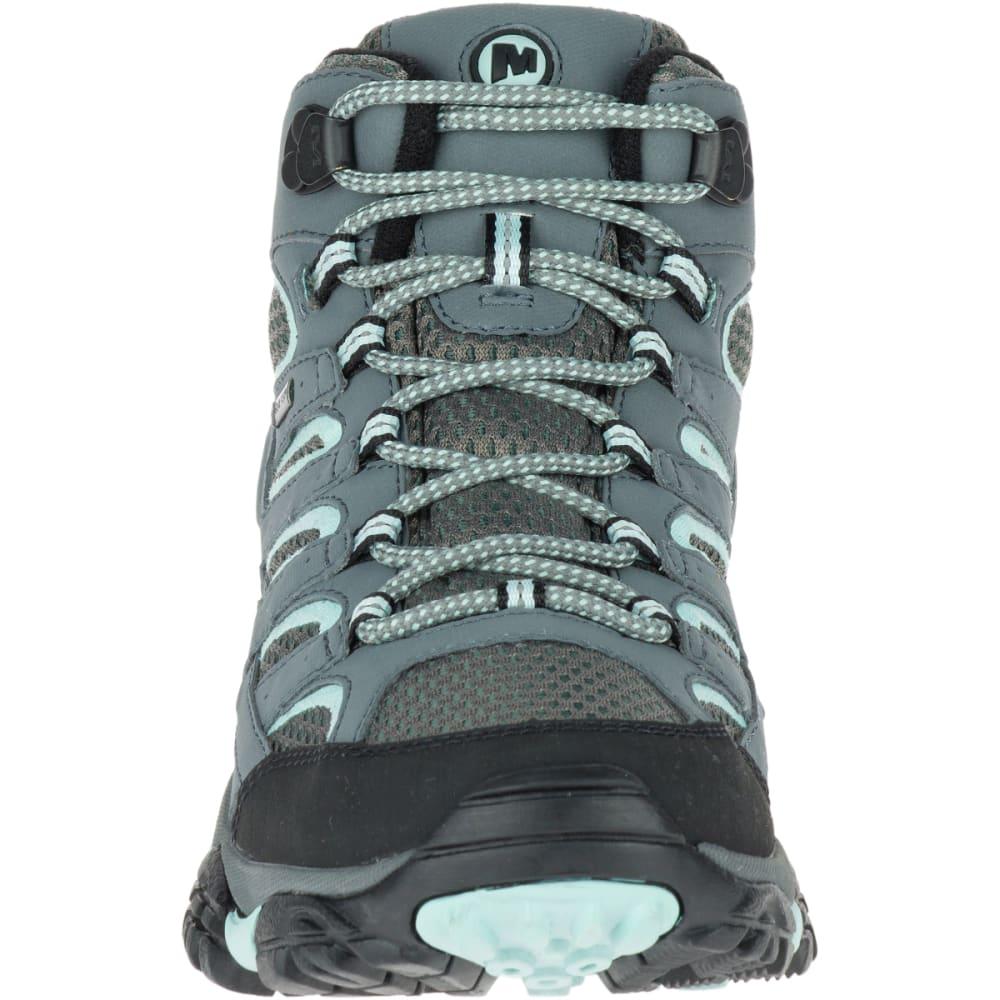 ed354d834e MERRELL Women's Moab 2 GORE-TEX Waterproof Hiking Boots,Sedona Sage, Wide