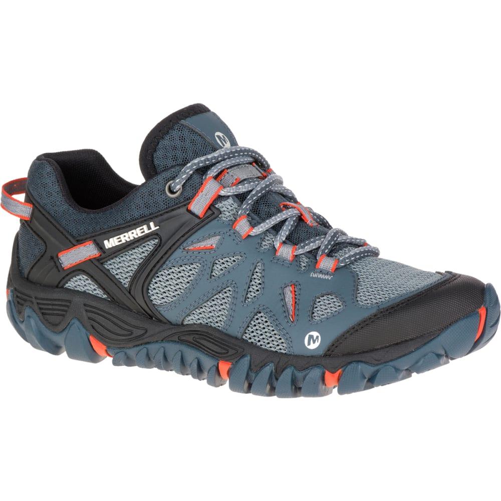 MERRELL Women's All About BlazeAero Sport Hiking Shoes, Dark Slate - DARK SLATE