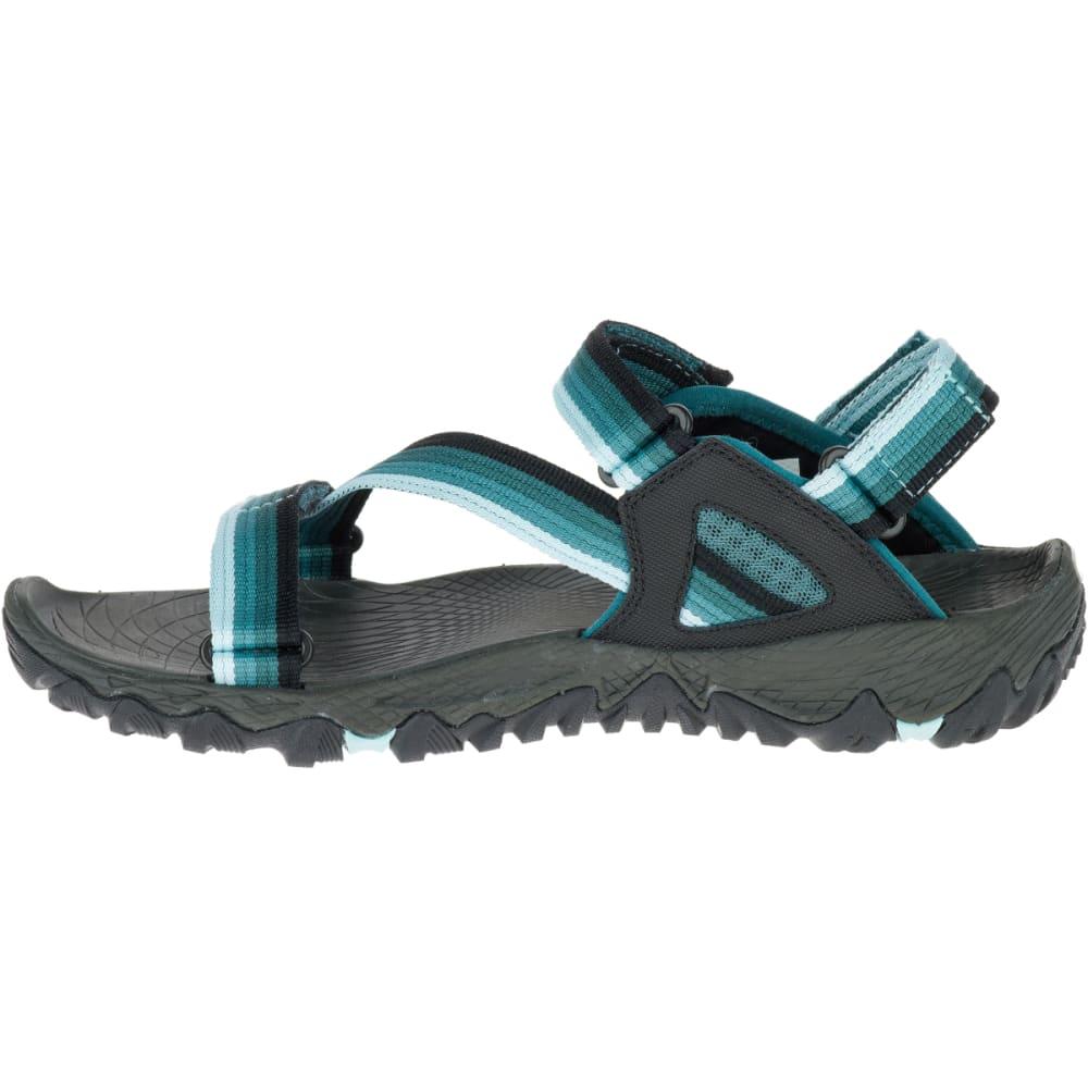 a4b86481937a MERRELL Women  39 s All Out Blaze Web Sandals