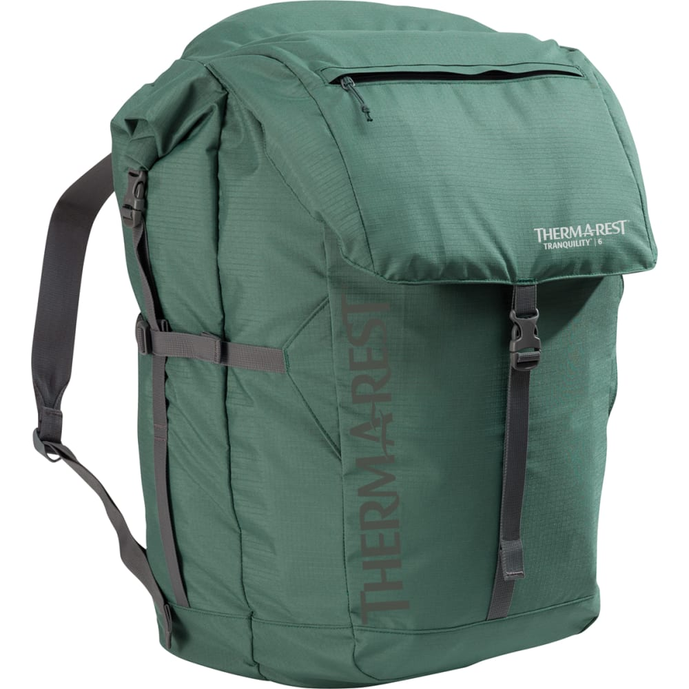 THERM-A-REST Tranquility 6 Tent - GREEN