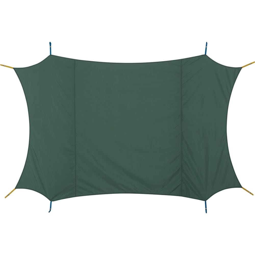 THERM-A-REST Tranquility 4 Tent Footprint - GREEN