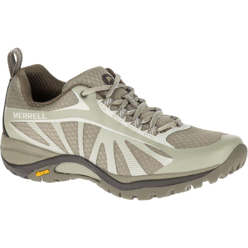 1a5beedd41 MERRELL Women's Siren Edge Hiking Shoes, Aluminum - Eastern Mountain ...