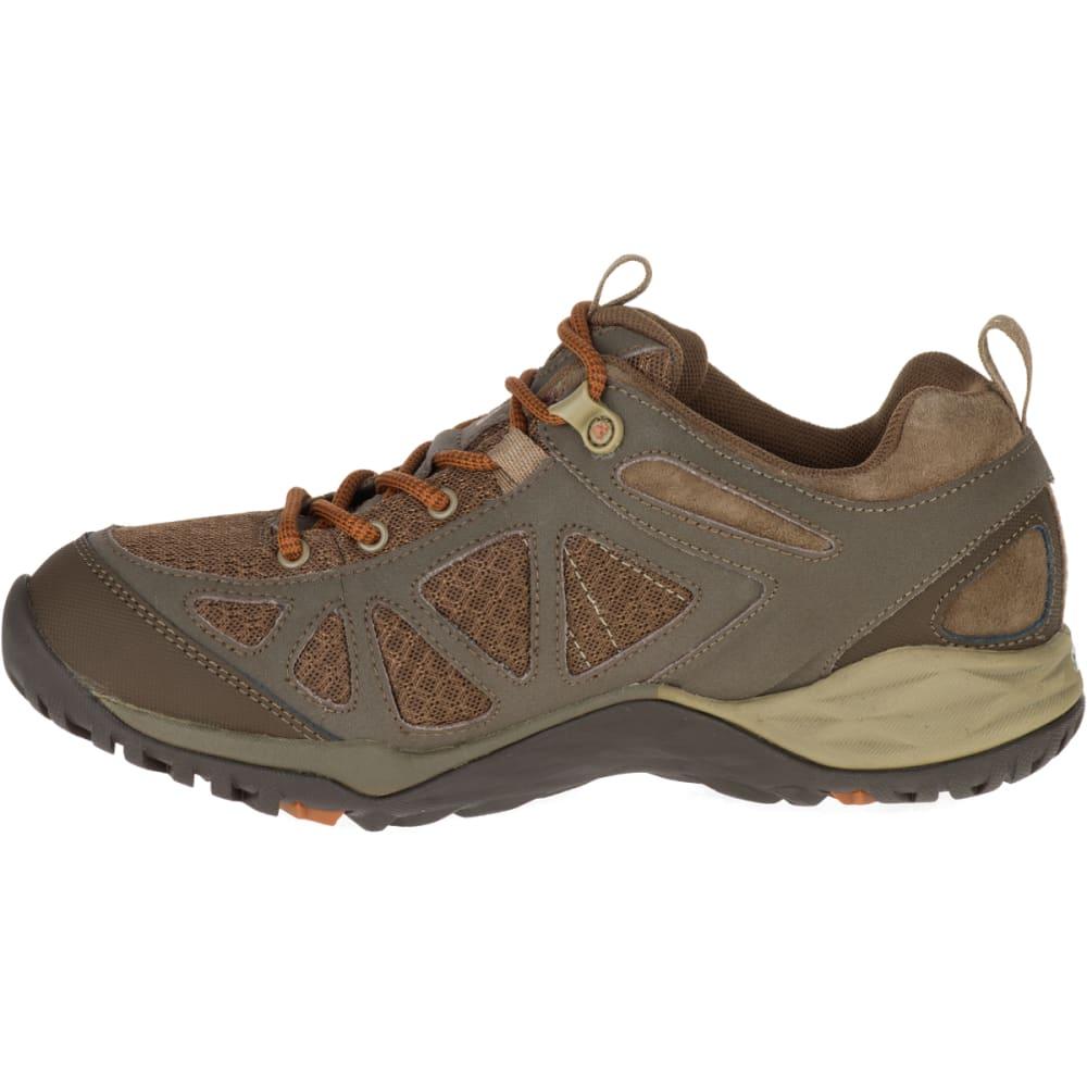MERRELL Women's Siren Sport Q2 Hiking Boots - SLATE BLACK
