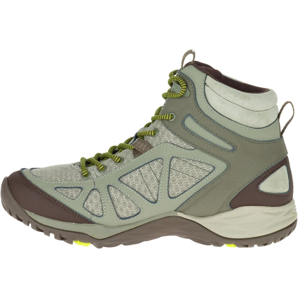 e75383e0698 MERRELL Women's Siren Sport Q2 Mid Waterproof Hiking Boots, Dusty ...