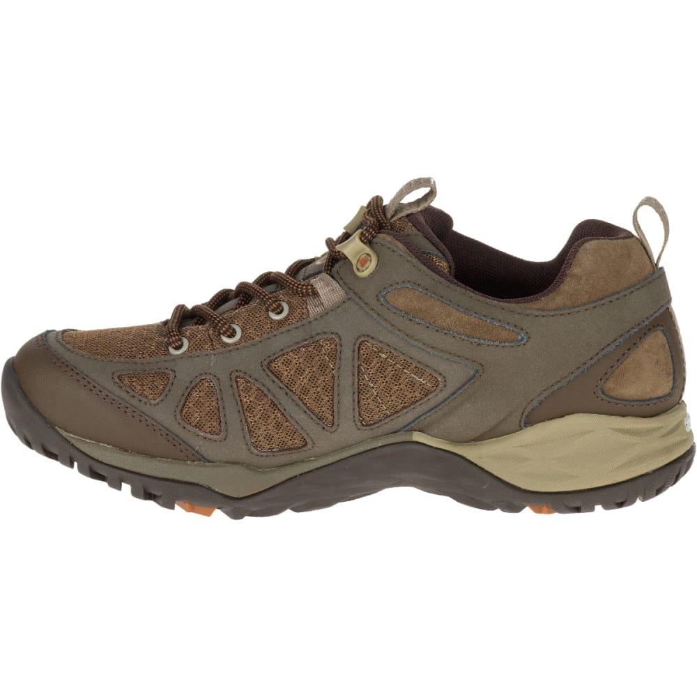 MERRELL Women's Siren Sport Q2 Waterproof Hiking Boots, Slate Black - SLATE BLACK