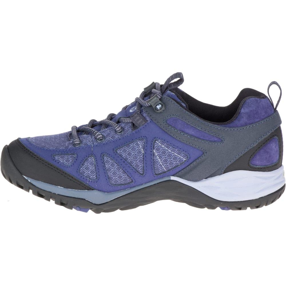 MERRELL Women's Siren Sport Q2 Waterproof Hiking Shoes, Crown Blue - CROWN BLUE