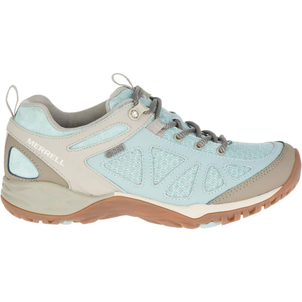 MERRELL Women's Siren Sport Q2 Waterproof Hiking Shoes - BLUE SURF