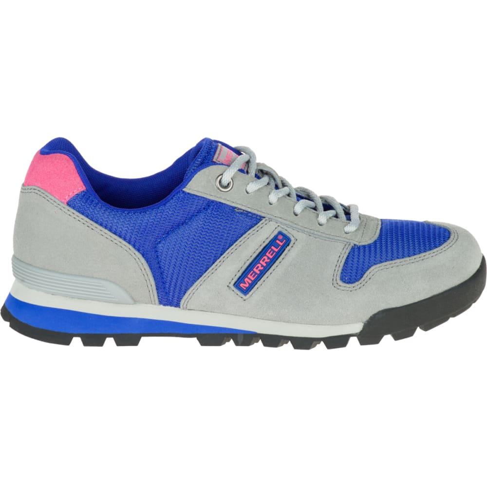 MERRELL Women's Solo Hiking Shoes, Wild Dove - WILD DOVE