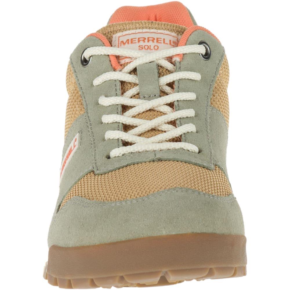MERRELL Women's Solo Hiking Shoes, Vertiver - VERTIVER