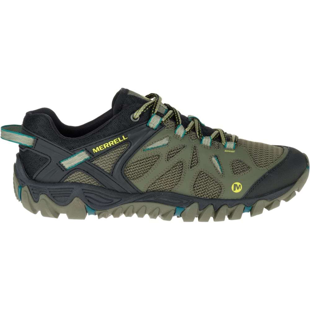 abb851911549 MERRELL Men  39 s All Out Blaze Aero Sport Hiking Shoes
