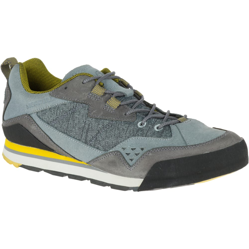 MERRELL Men's Burnt Rock Casual Shoes, Castlerock - CASTLEROCK