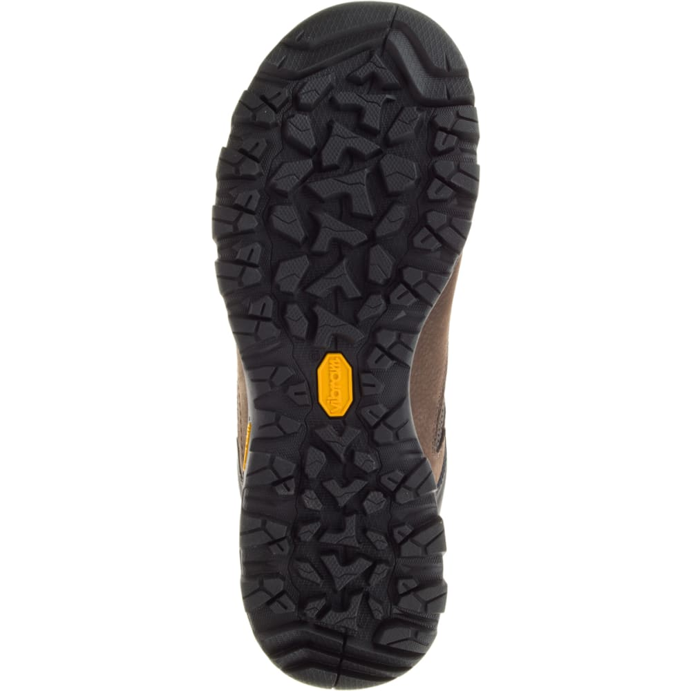MERRELL Men's Everbound Ventilator Waterproof Hiking Shoes, Slate Black - SLATE BLACK