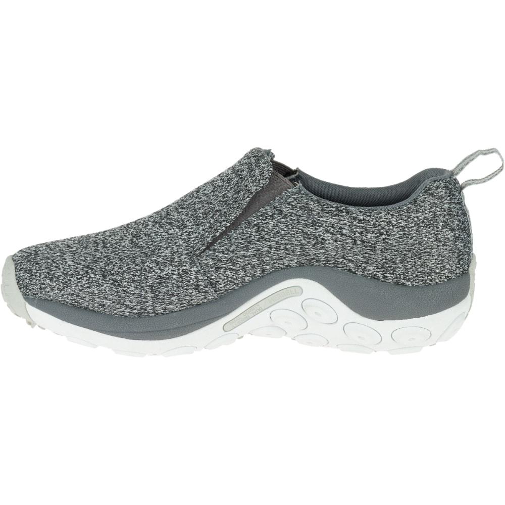 MERRELL Men's Jungle Moc Mesh Casual Shoes, Ash - ASH
