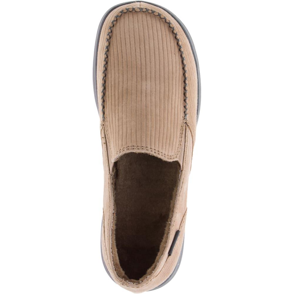 MERRELL Men's Laze Moc Casual Shoes, Otter - OTTER