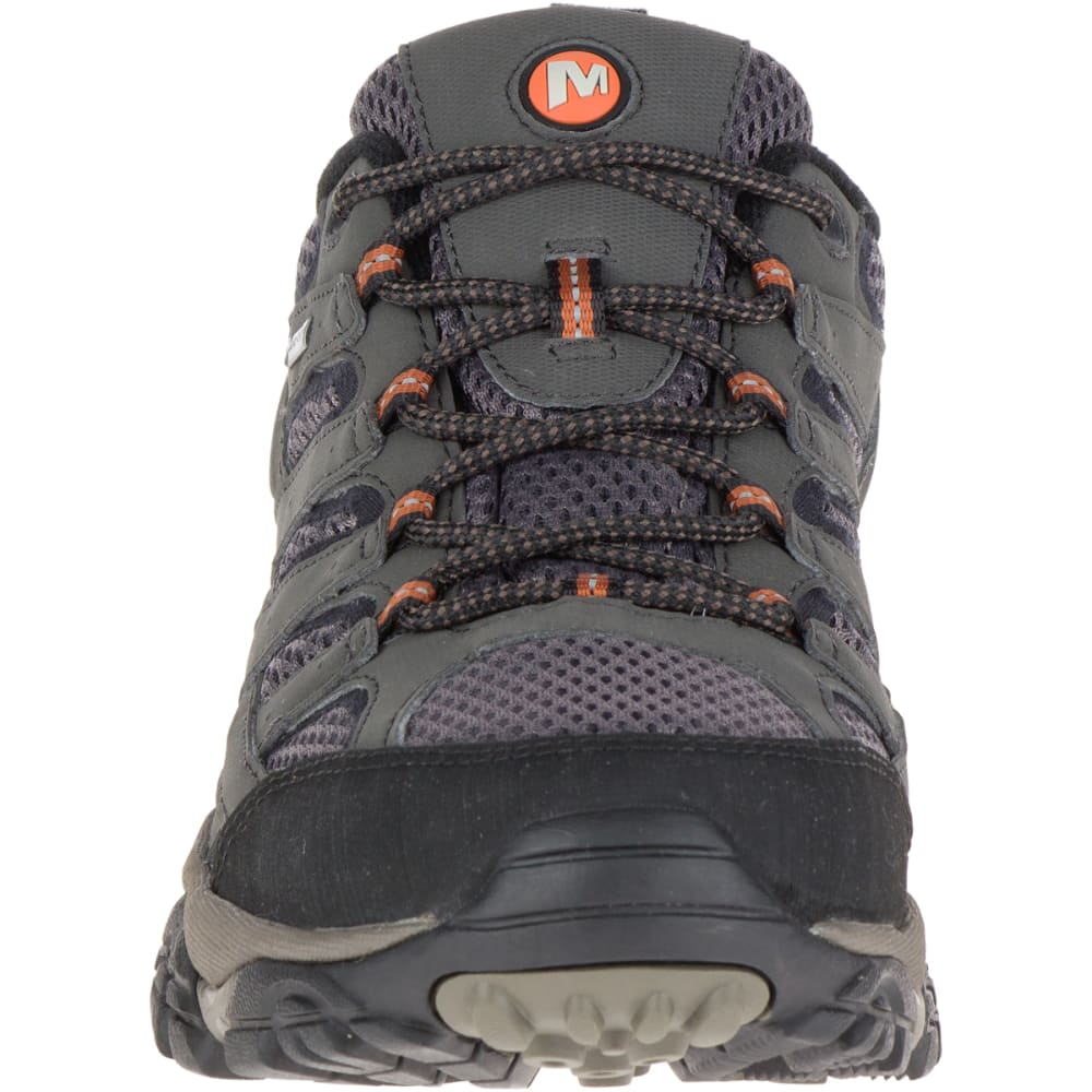 MERRELL Men's Moab 2 GORE-TEX Waterproof Hiking Shoes, Beluga - BELUGA