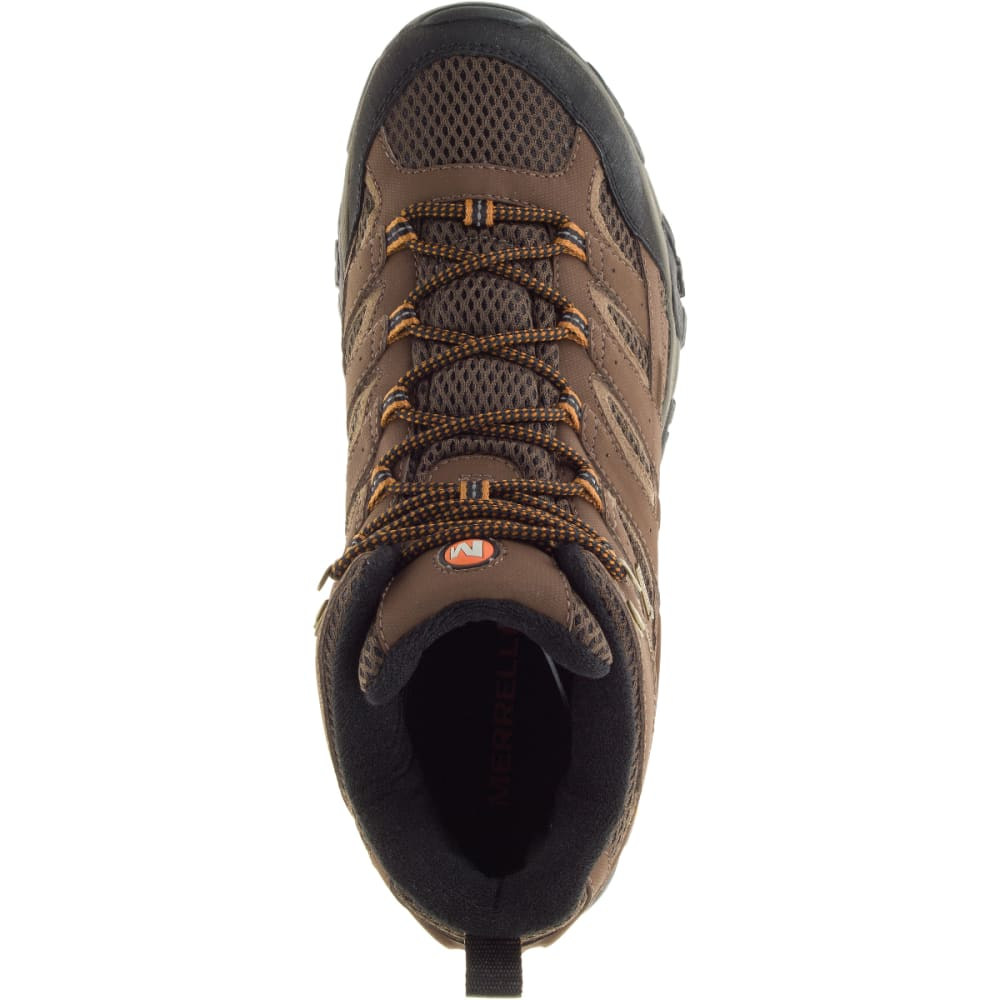 62a52cd3cdef4 MERRELL Men's Moab 2 Mid GORE- TEX Hiking Boots, Earth - Eastern ...