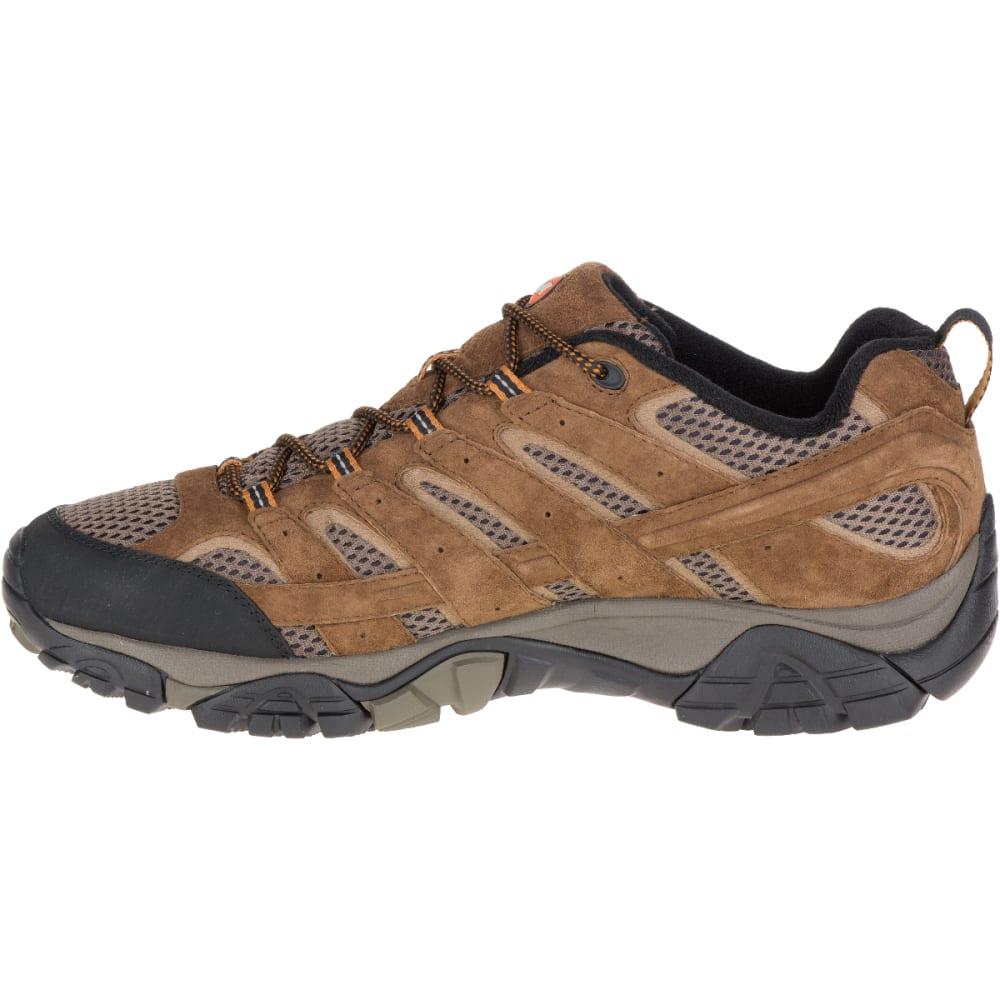 MERRELL Men's Moab 2 Ventilator Hiking Shoes, Earth - EARTH