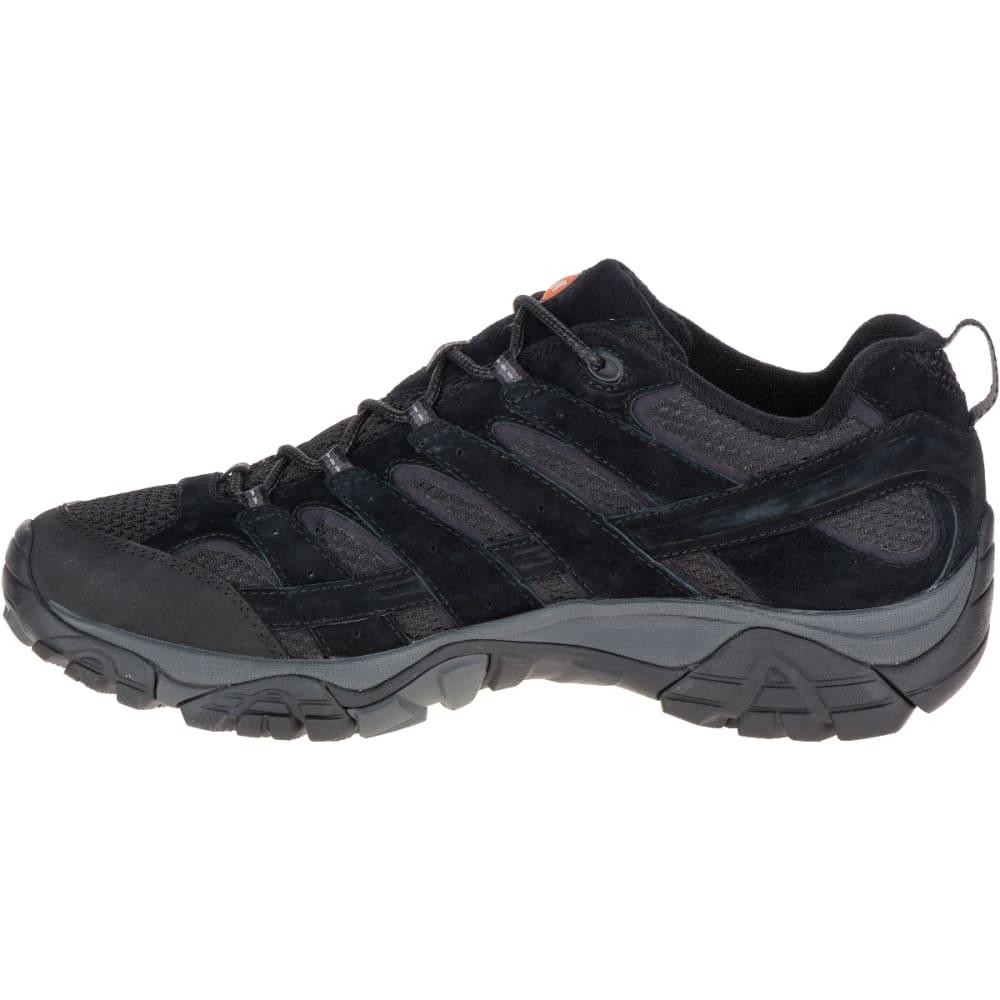 cd41afaffd MERRELL Men's Moab 2 Ventilator Hiking Shoes, Black Night
