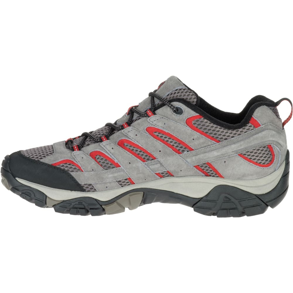 select for genuine choose best top style MERRELL Men's Moab 2 Ventilator Hiking Shoes, Charcoal Grey, Wide