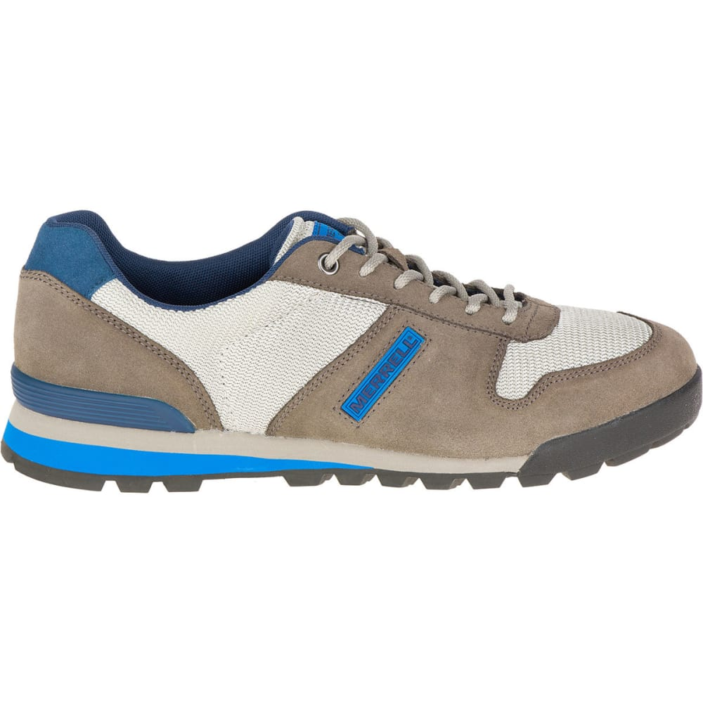 MERRELL Men's Solo Casual Shoes, Walnut - WALNUT