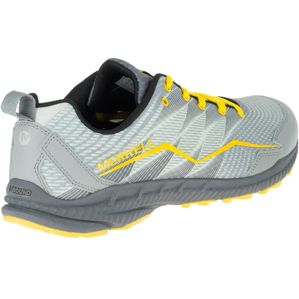 MERRELL Men's Trail Crusher Hybrid Trail Running Shoes, Wild Dove - WILD DOVE