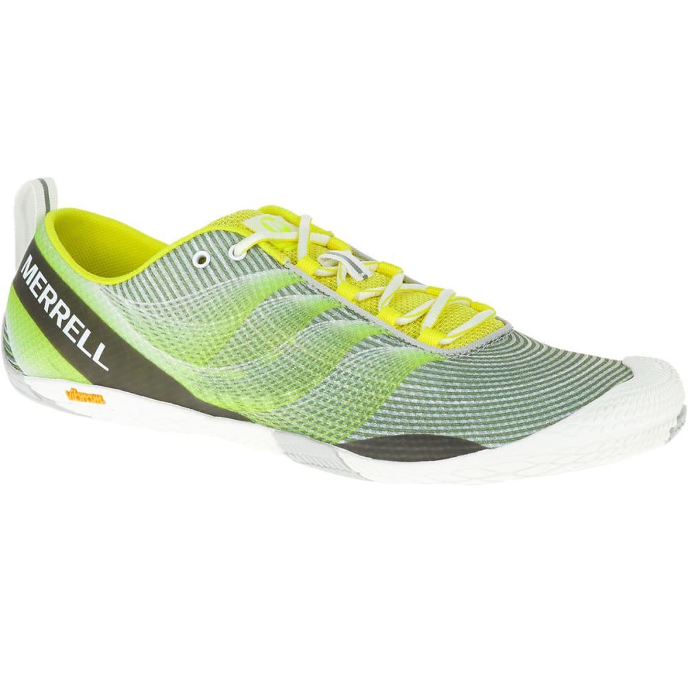 MERRELL Men's Vapor Glove 2 Trail Running Shoes, Vapor - VAPOR