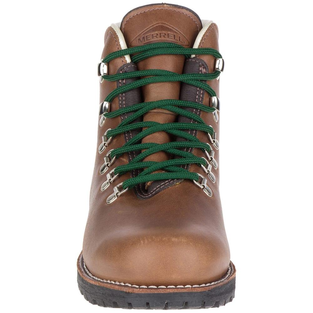 MERRELL Men's Wilderness Hiking Boots - MOGANO
