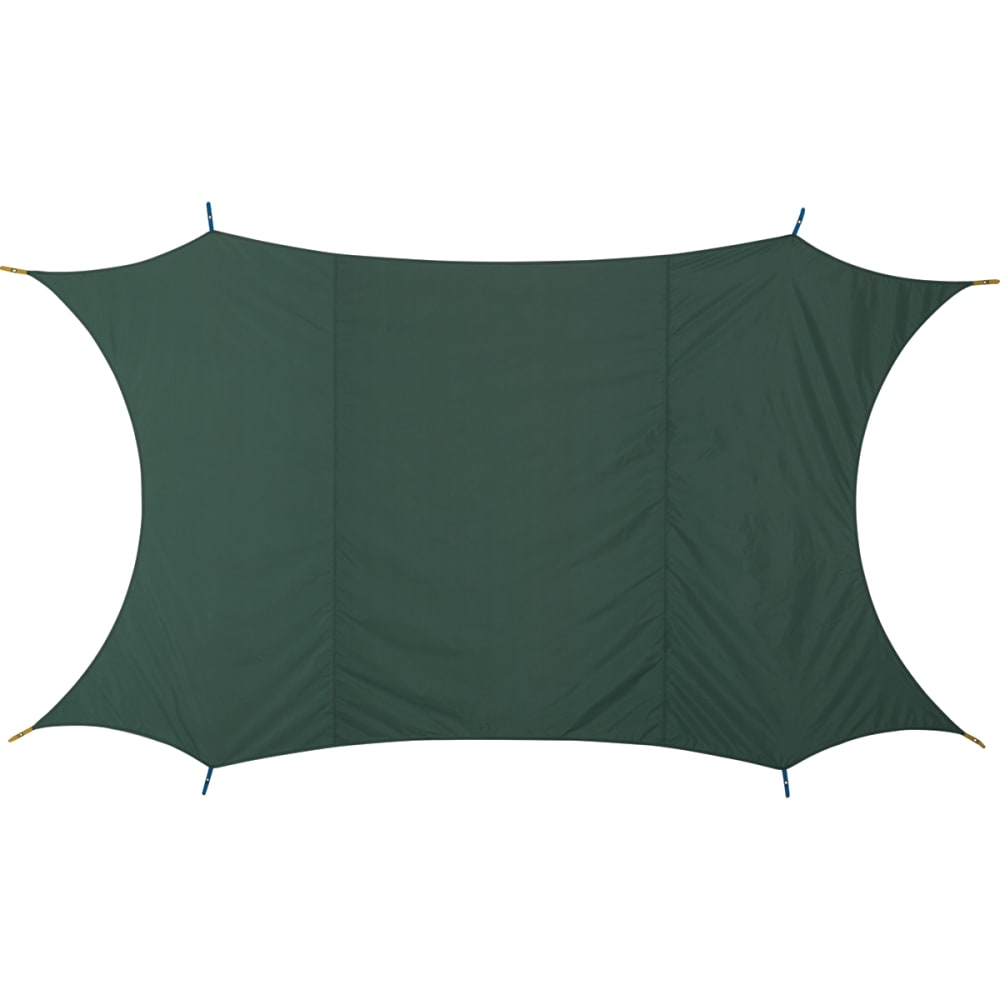 THERM-A-REST Tranquility 6 Tent Footprint - GREEN