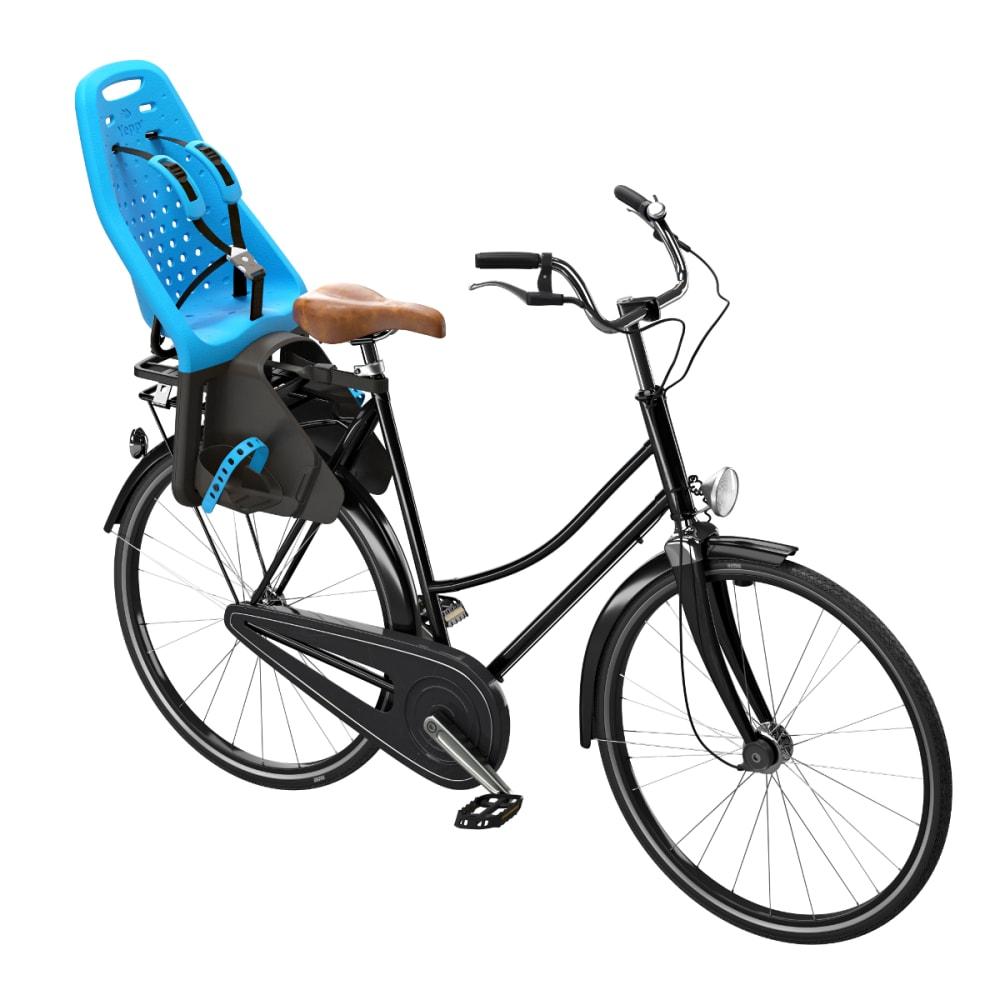 THULE YEPP Maxi Child Bike Seat, Easyfit, Blue - BLUE