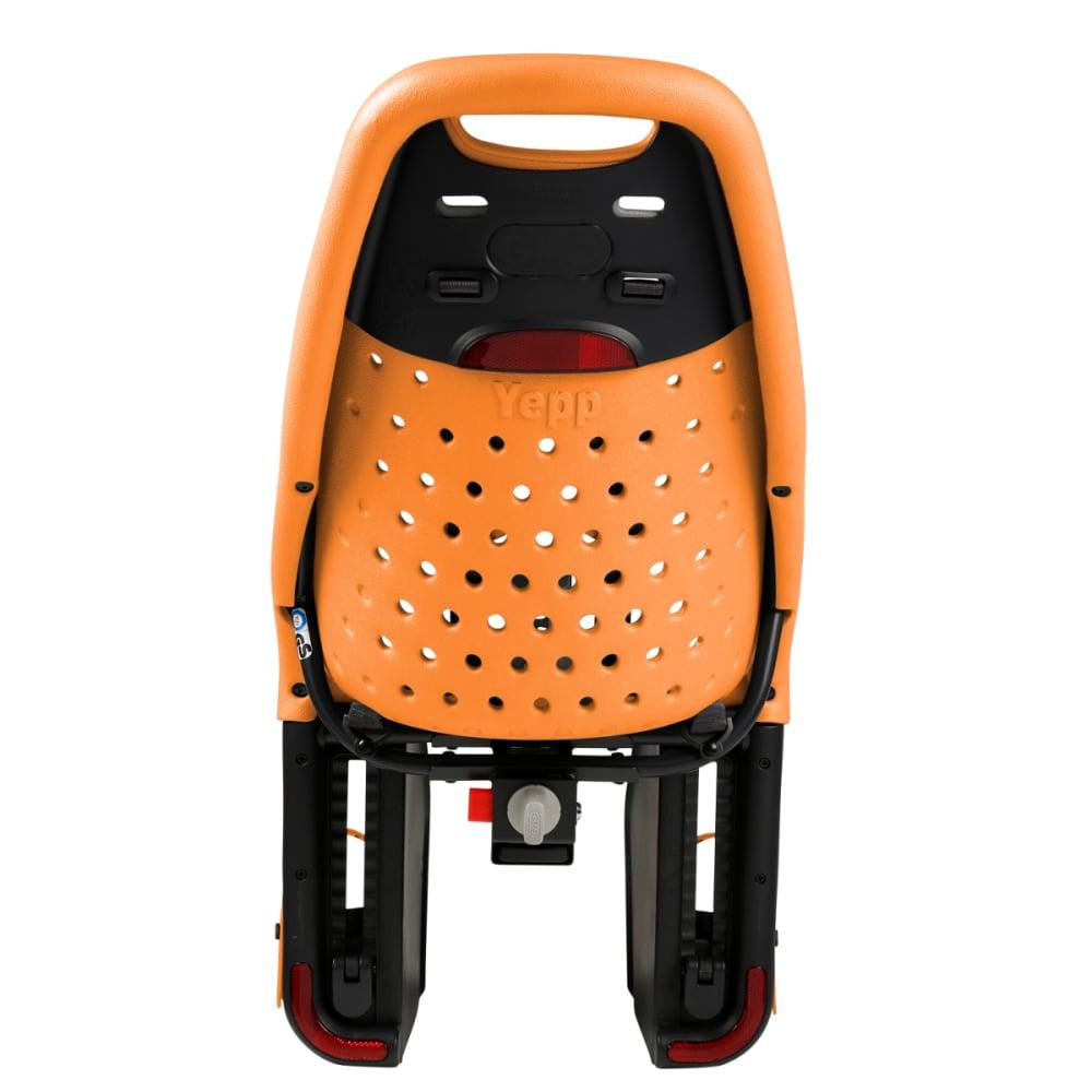 THULE YEPP Maxi Child Bike Seat, Easyfit, Orange - ORANGE
