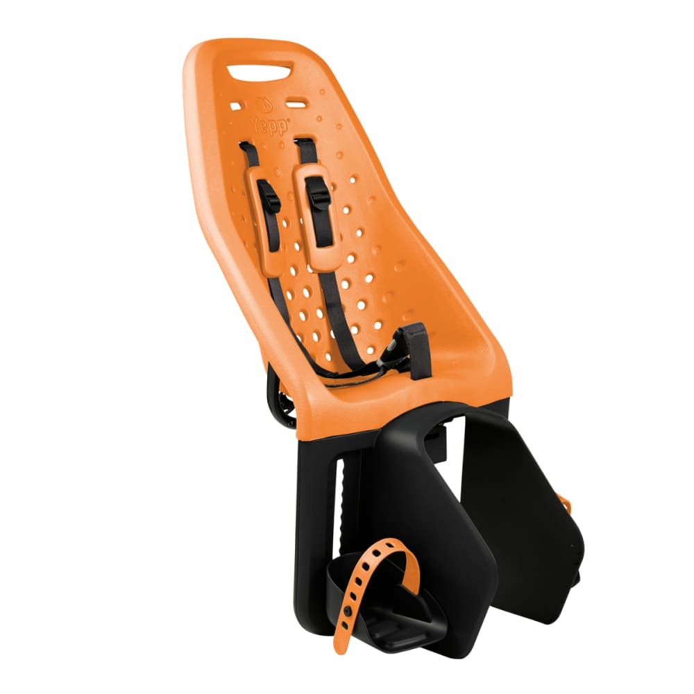 THULE YEPP Maxi Child Bike Seat, Easyfit, Orange ONE SIZE