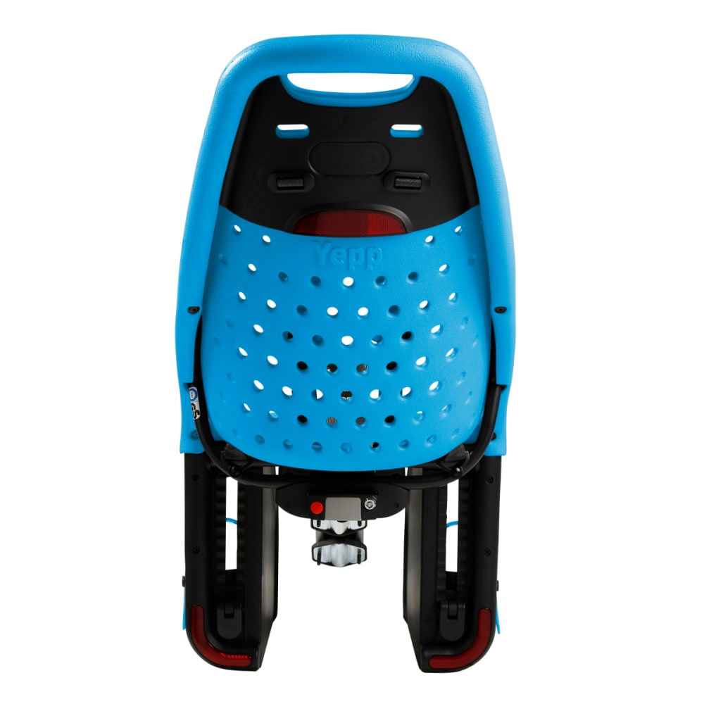 THULE YEPP Maxi Child Bike Seat, Seat Post, Blue - BLUE