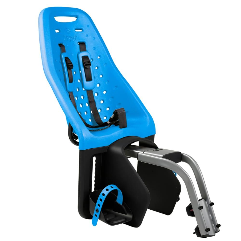 THULE YEPP Maxi Child Bike Seat, Seat Post, Blue - BLUE
