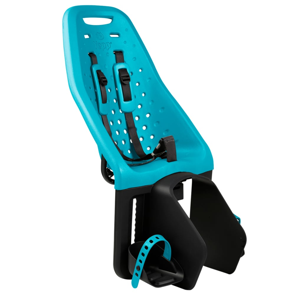 THULE YEPP Maxi Child Bike Seat, Seat Post, Ocean - OCEAN