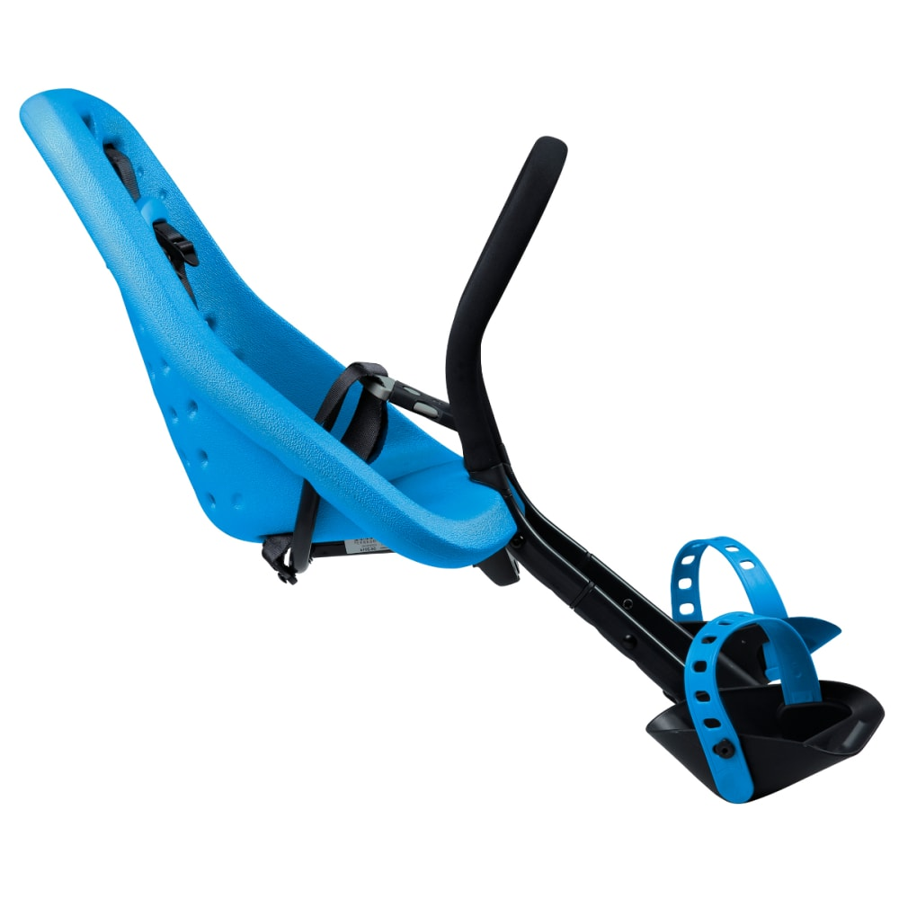THULE YEPP Mini Child Bike Seat, Blue - BLUE