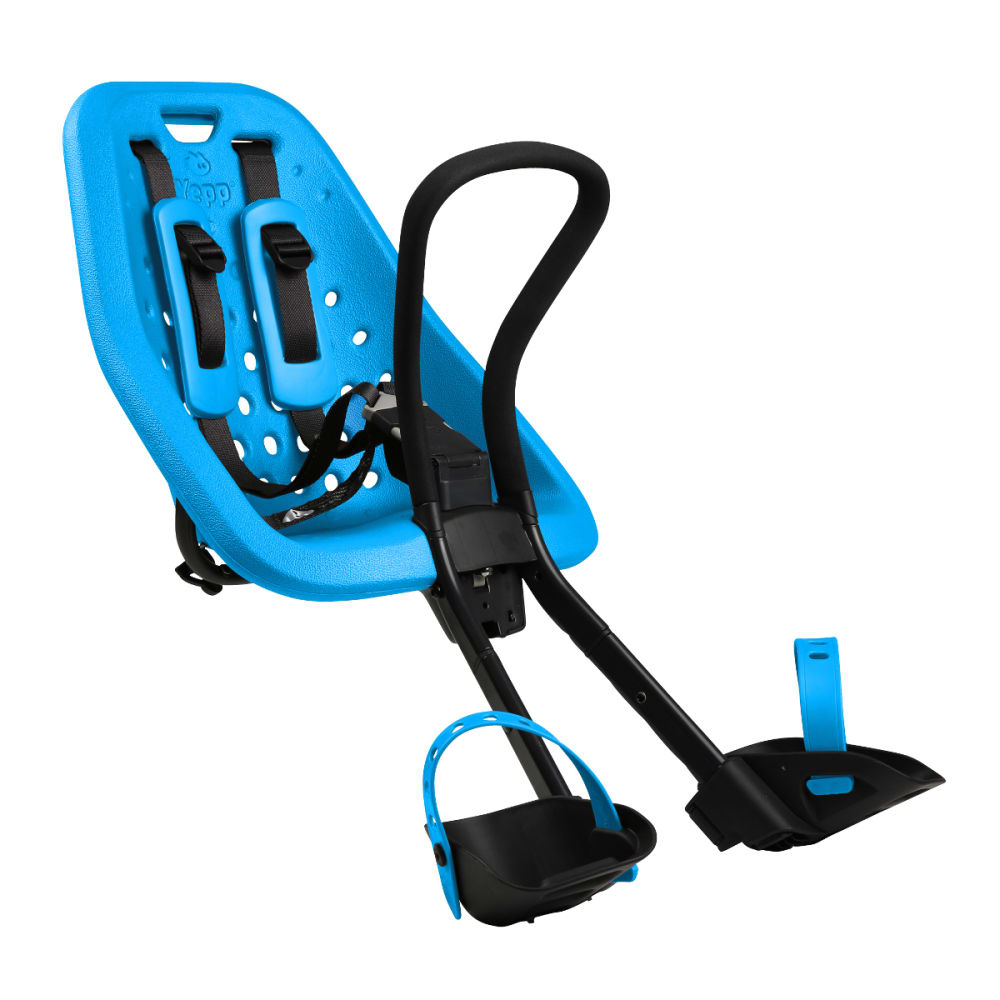 THULE YEPP Mini Child Bike Seat, Blue - BLUE