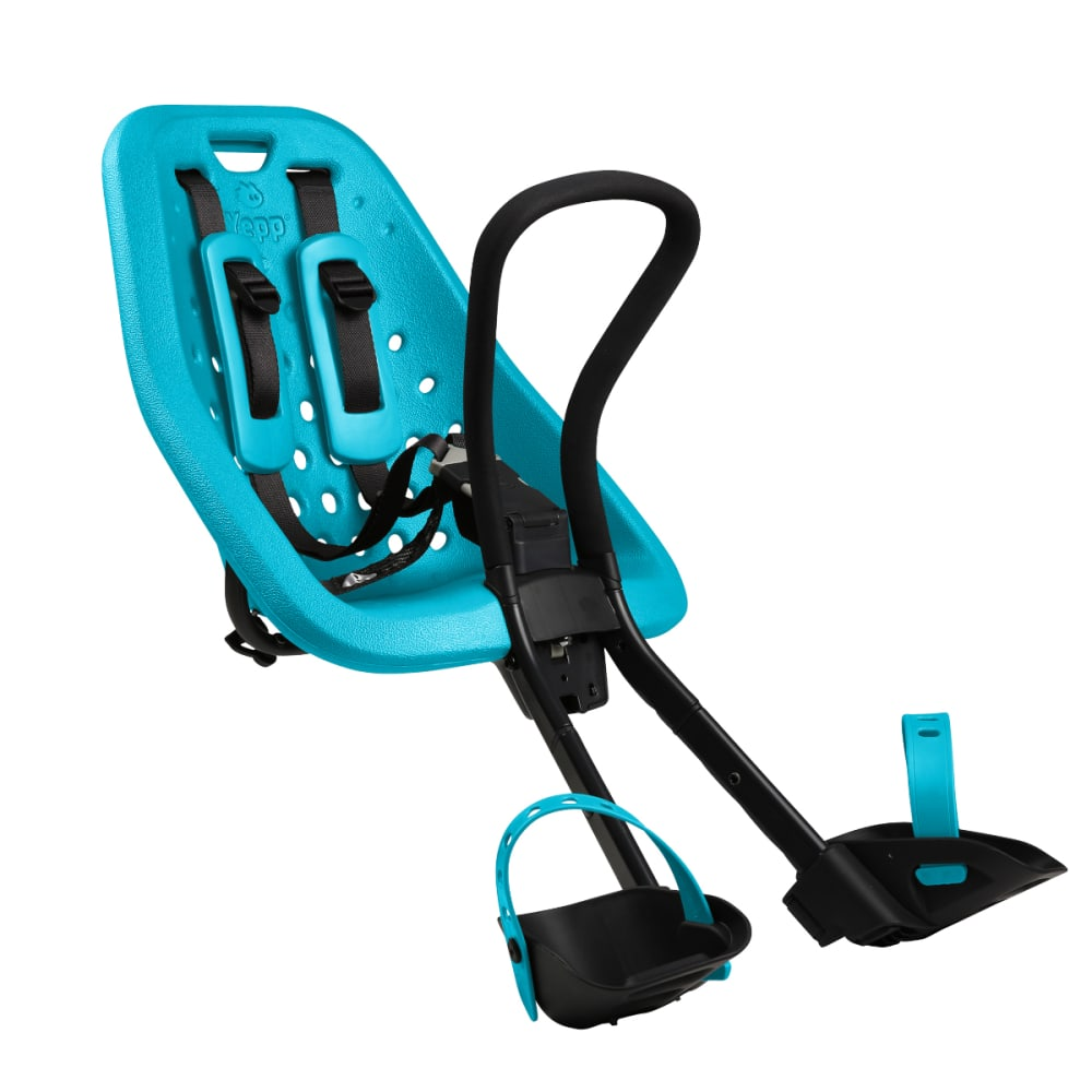 THULE YEPP Mini Child Bike Seat, Ocean - OCEAN