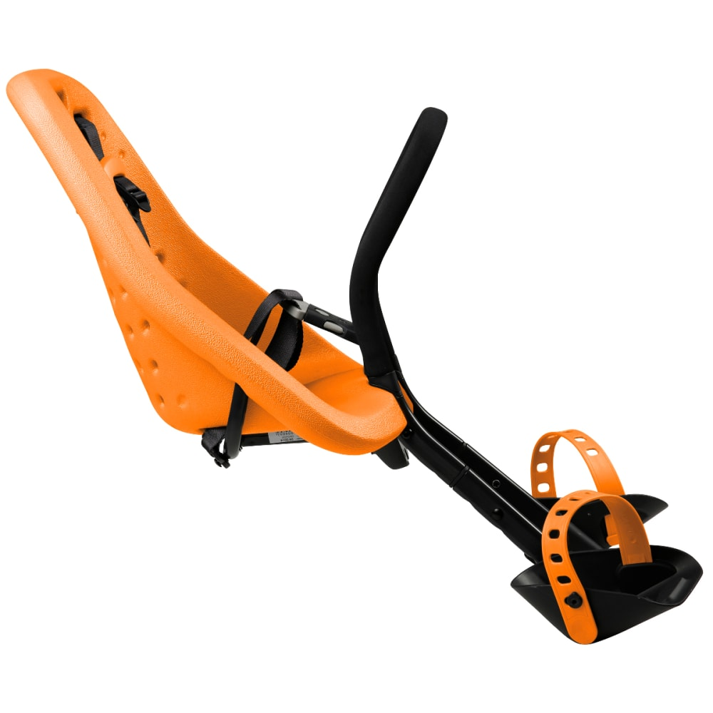 THULE YEPP Mini Child Bike Seat, Orange - ORANGE