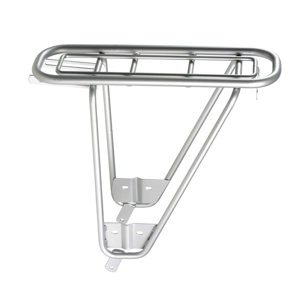 THULE Yepp Rear Rack (35KG) 28in/700C, Silver - SILVER