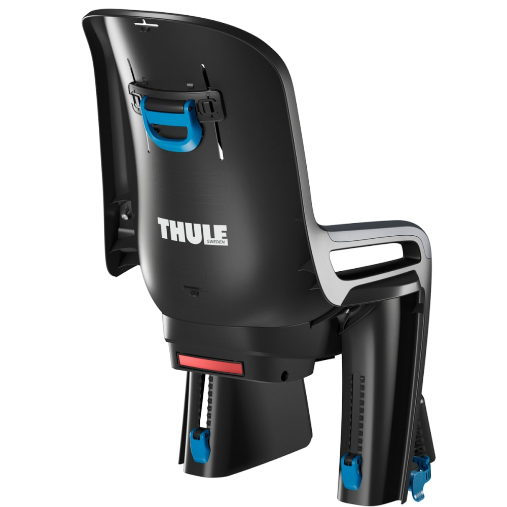 THULE Ridealong Child Bike Seat, Dark Grey - DARK GREY