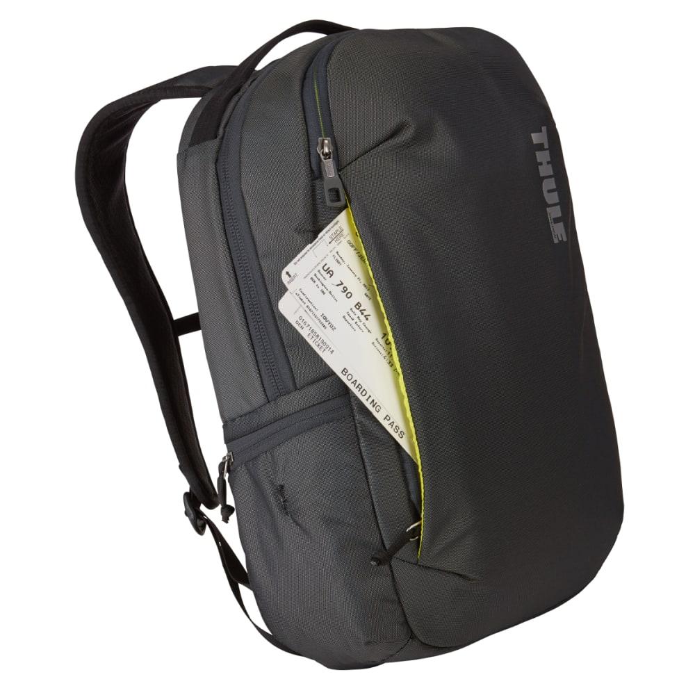 THULE Subterra 23L Travel Backpack - DARK SHADOW