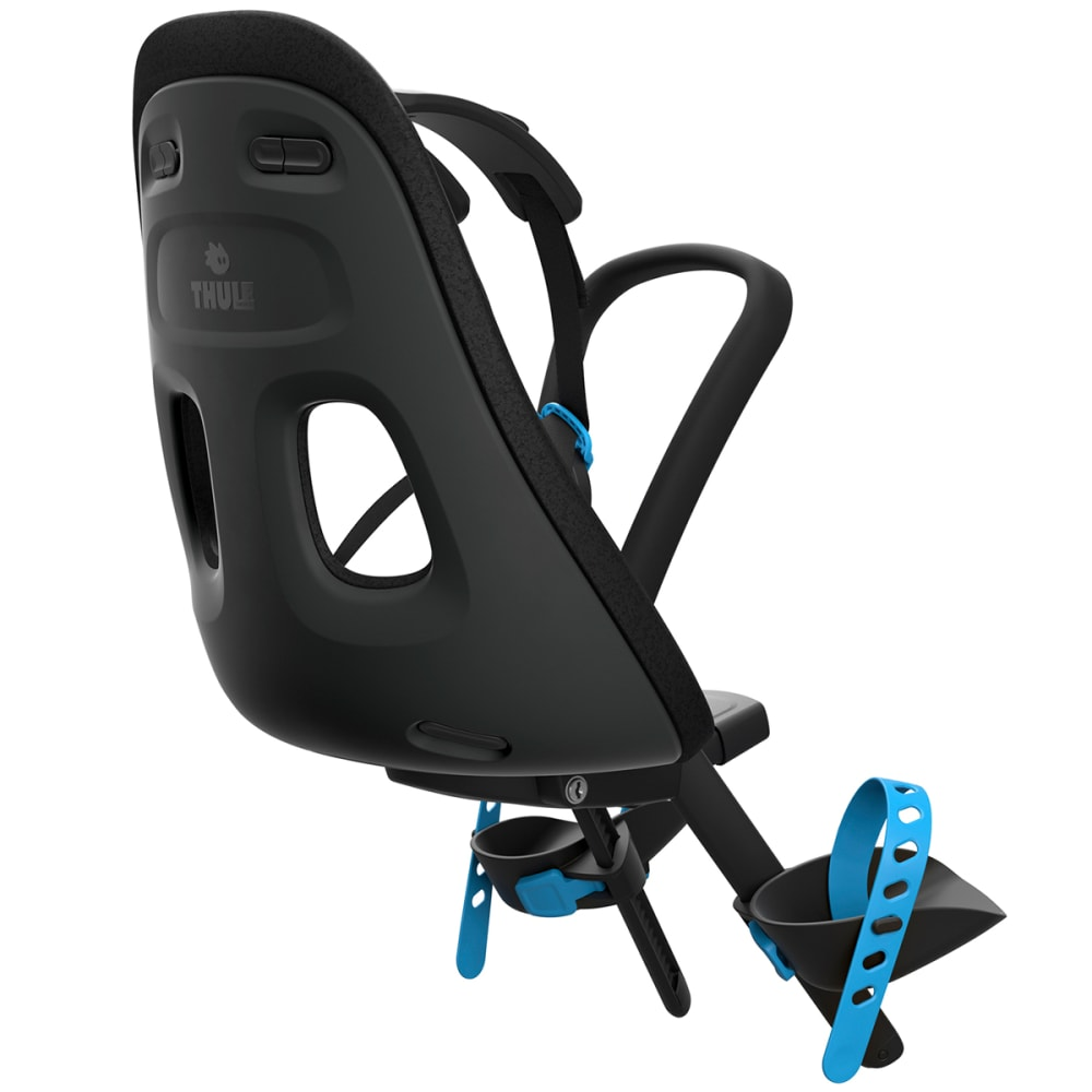 THULE Yepp Nexxt Mini Child Bike Seat, Obsidian - OBSIDIAN