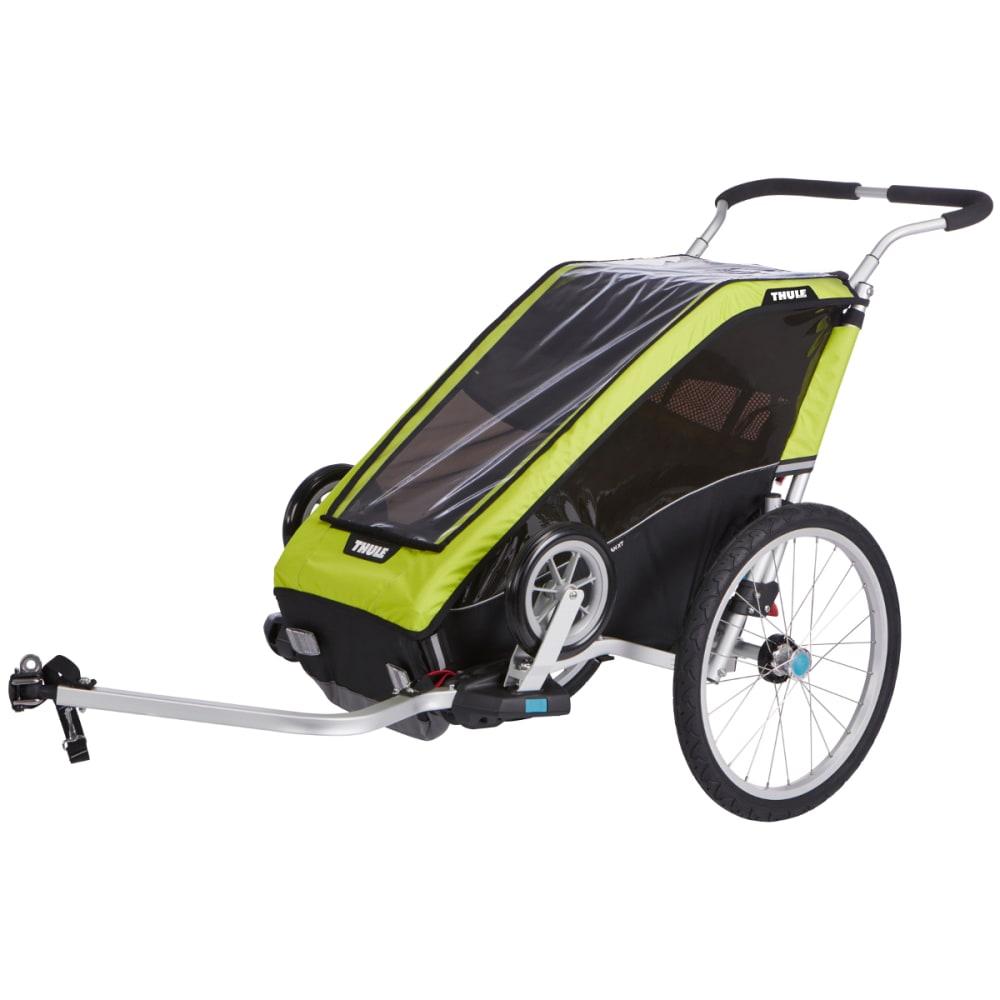 THULE Chariot Cheetah XT Single - CHARTEUSE